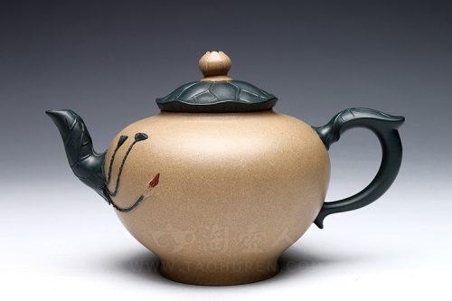 陈洪平制和美壶
