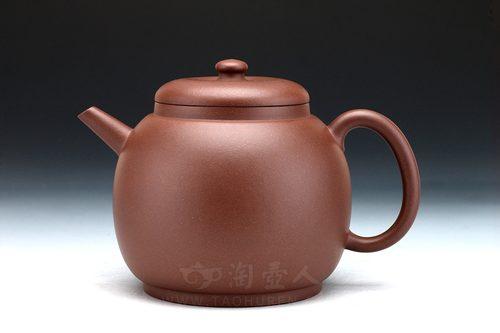 朱晓东制圆润壶