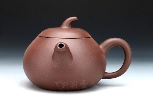 王寅春制紫泥瓜乐(非卖品)壶