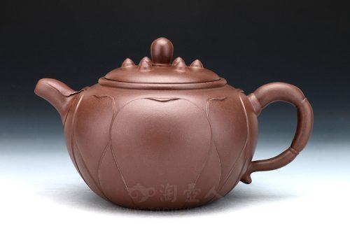 裴石民制紫砂莲子(非卖品)壶