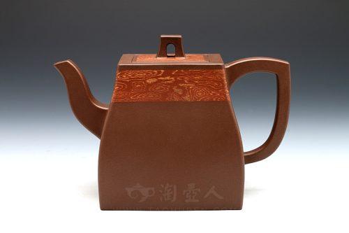 孔春华制锦带汉方壶