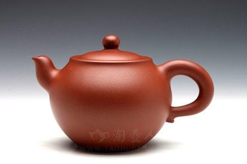 吕俊杰制圆趣壶