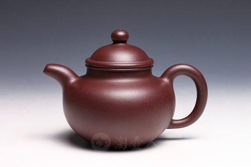 刘建平制掇球壶