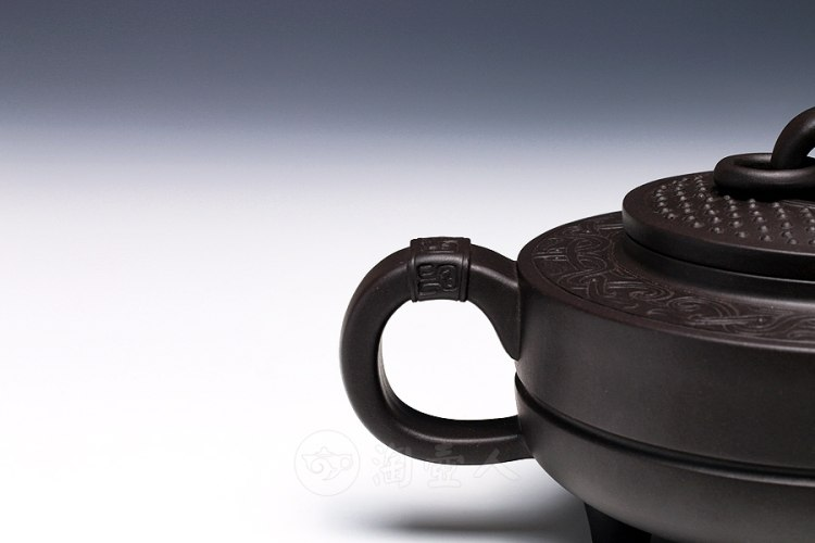 龙玉韵(茶具)