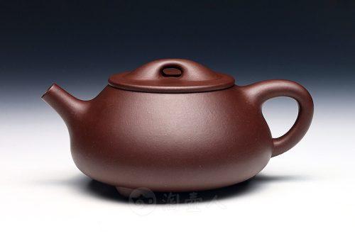 徐汉棠 制石瓢壶