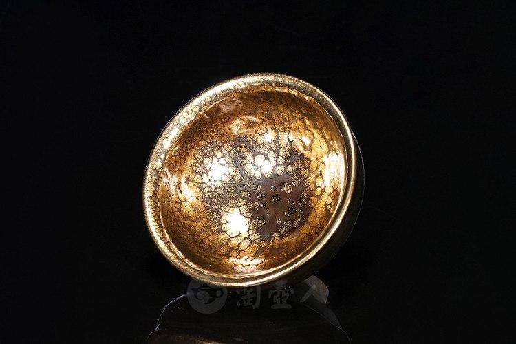 金油滴建盏