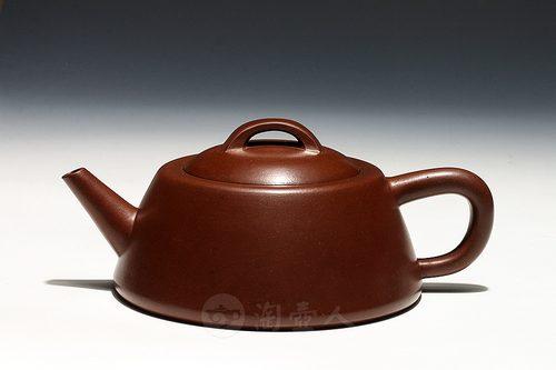 许艳春制井瓢茗壶